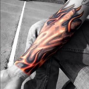 aaron flame